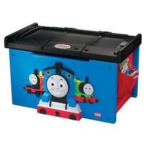 Thomas The Train Toy Chest - Toy Chests Wooden